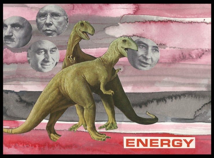 Energy collage